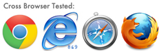Cross-Browser-Tested