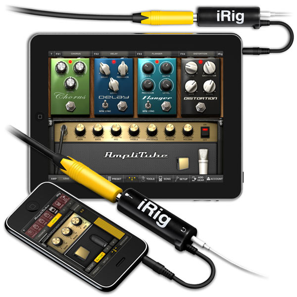 iRig for iPhone 4